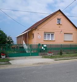 Kuckó Községi Óvoda épületének fotója