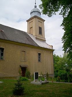 A református templom fotója